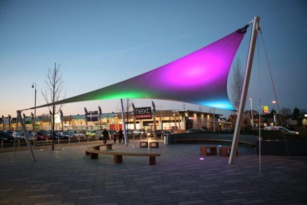 Abbey Wood Retail Park