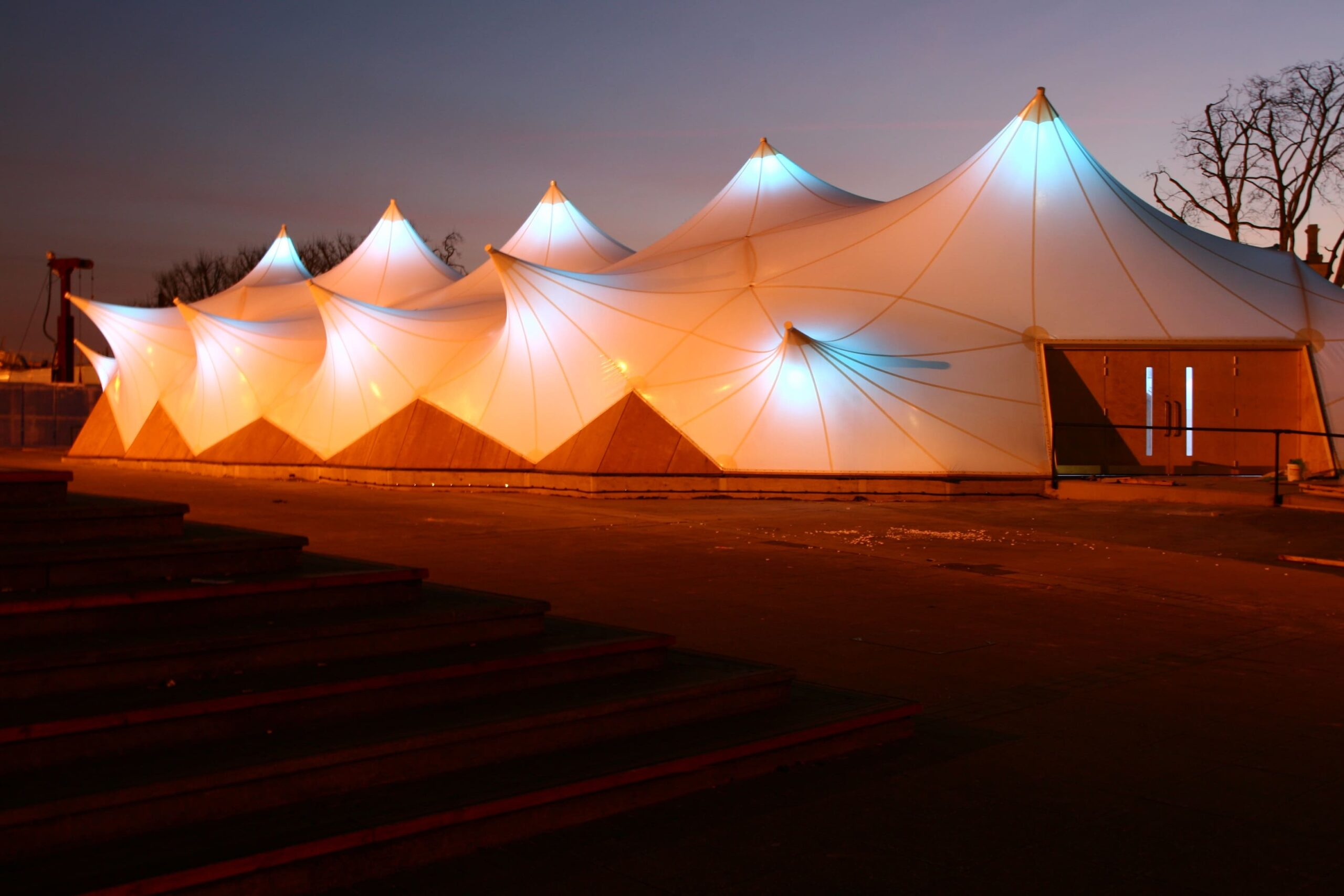 Cutty Sark Pavilion