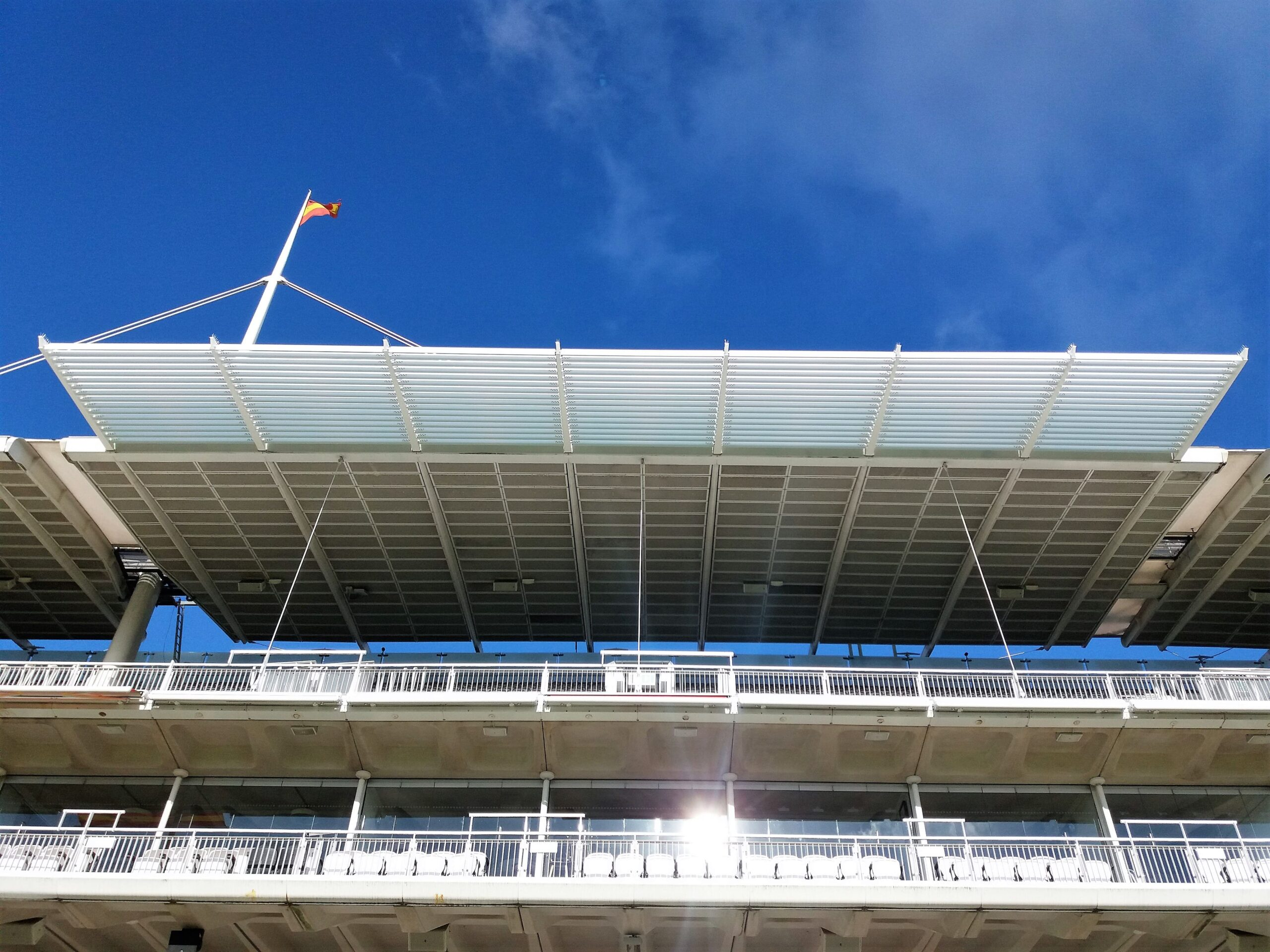 Lords Grandstand