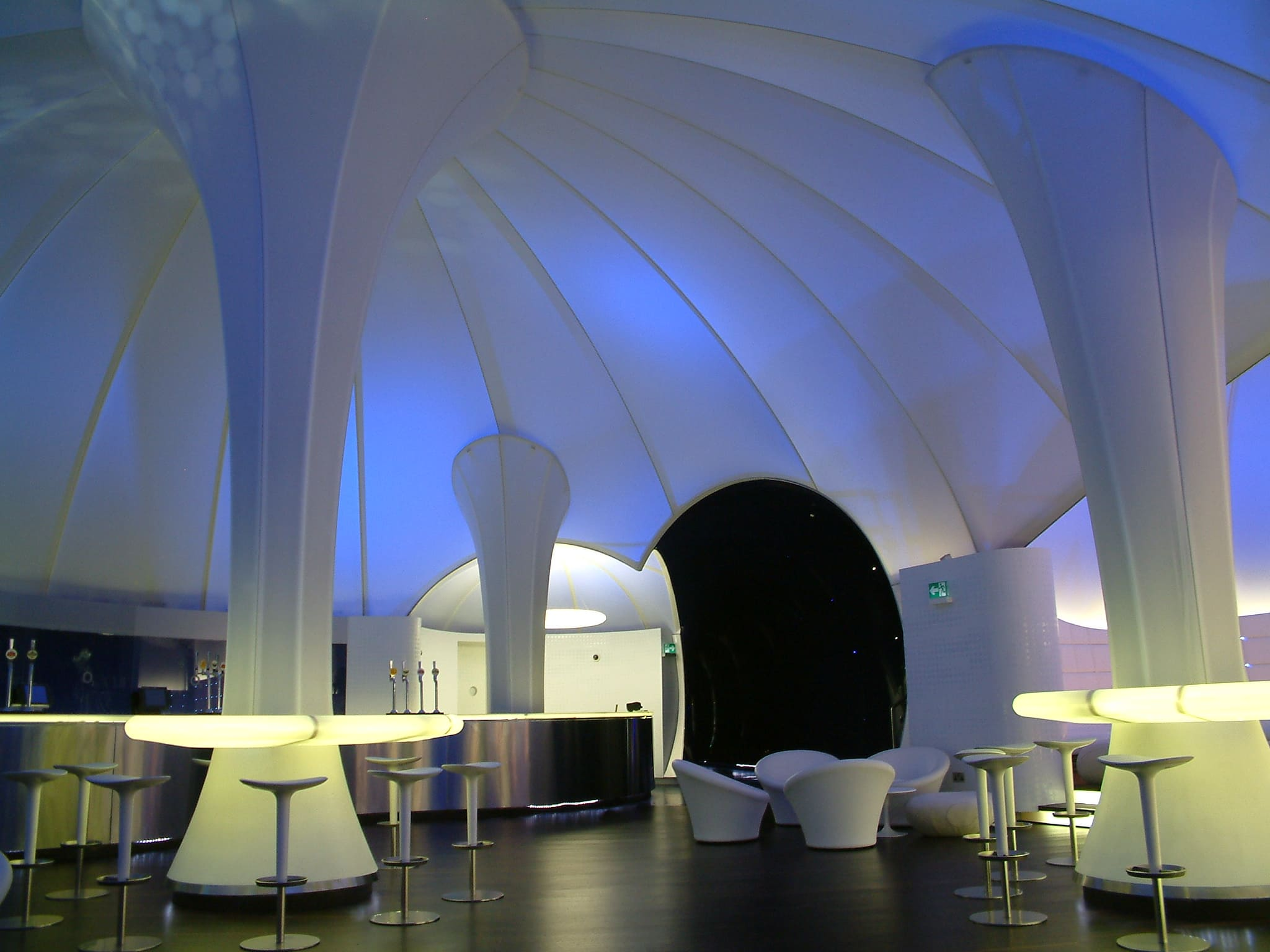 O2 Sponsors Lounge - Millenium Dome