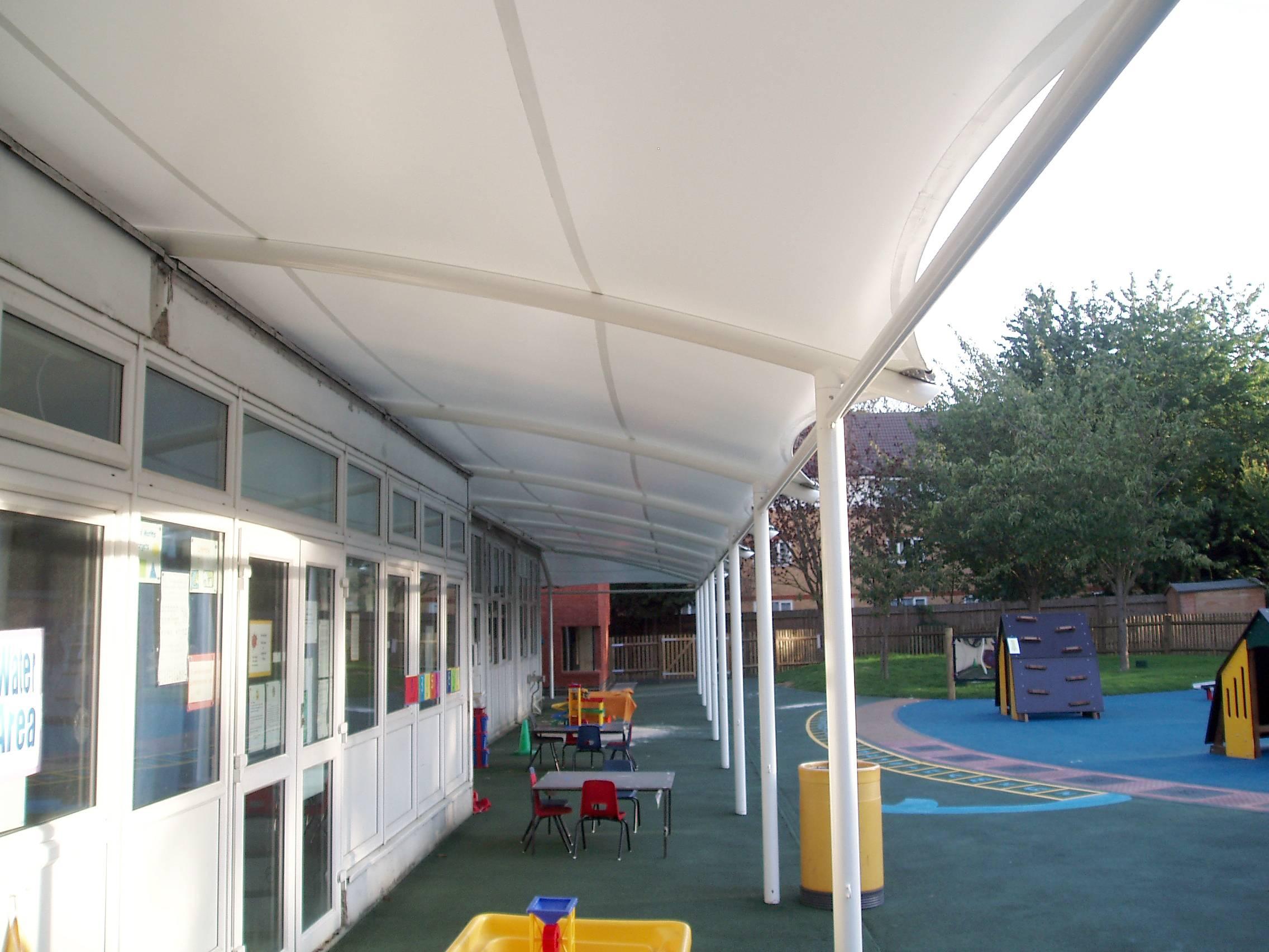 West Drayton School