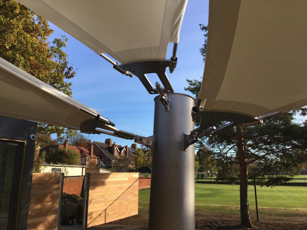 Bainton Road Nursery School | Base Structures