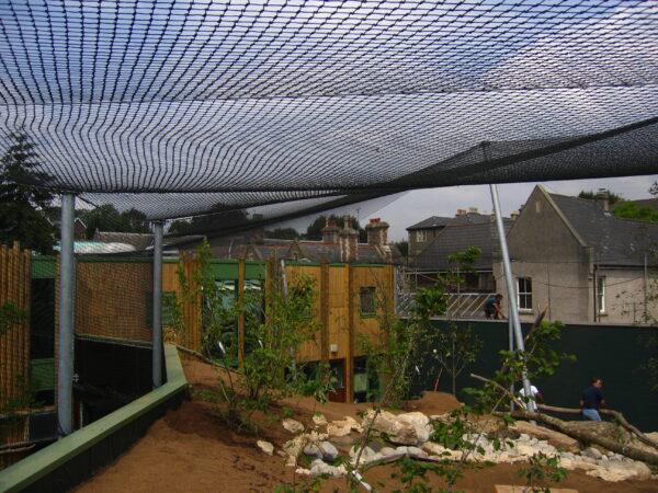 Bristol Zoo Lemur Enclosure