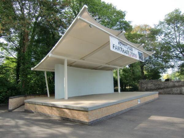 Keynsham Bandstand