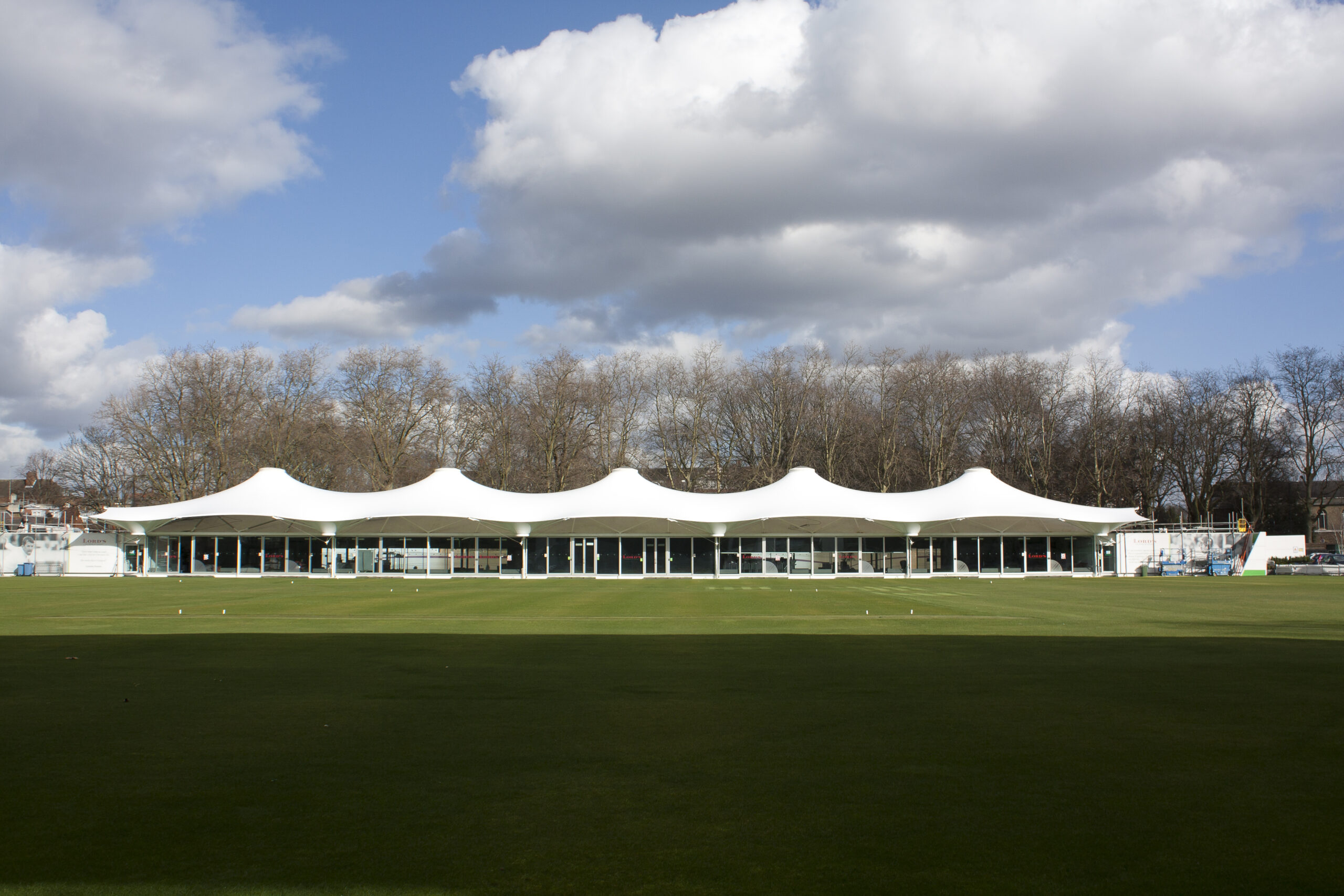 Lords Nursery Pavilion