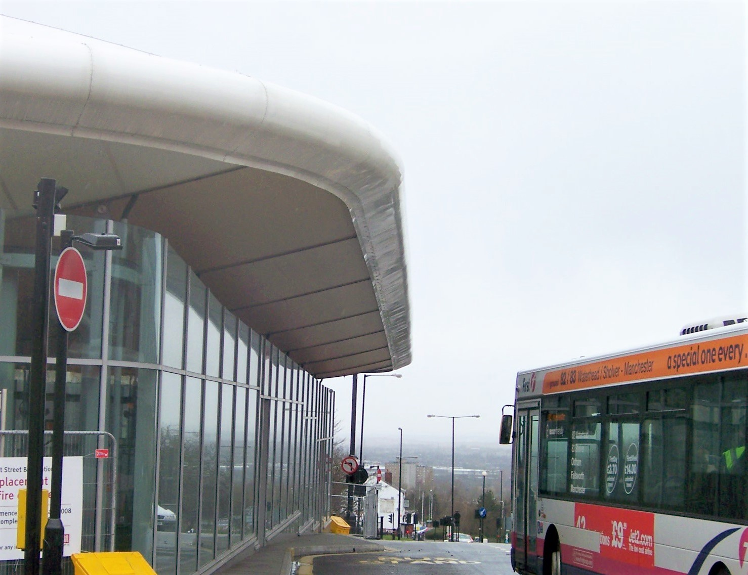 Oldham Bus Station