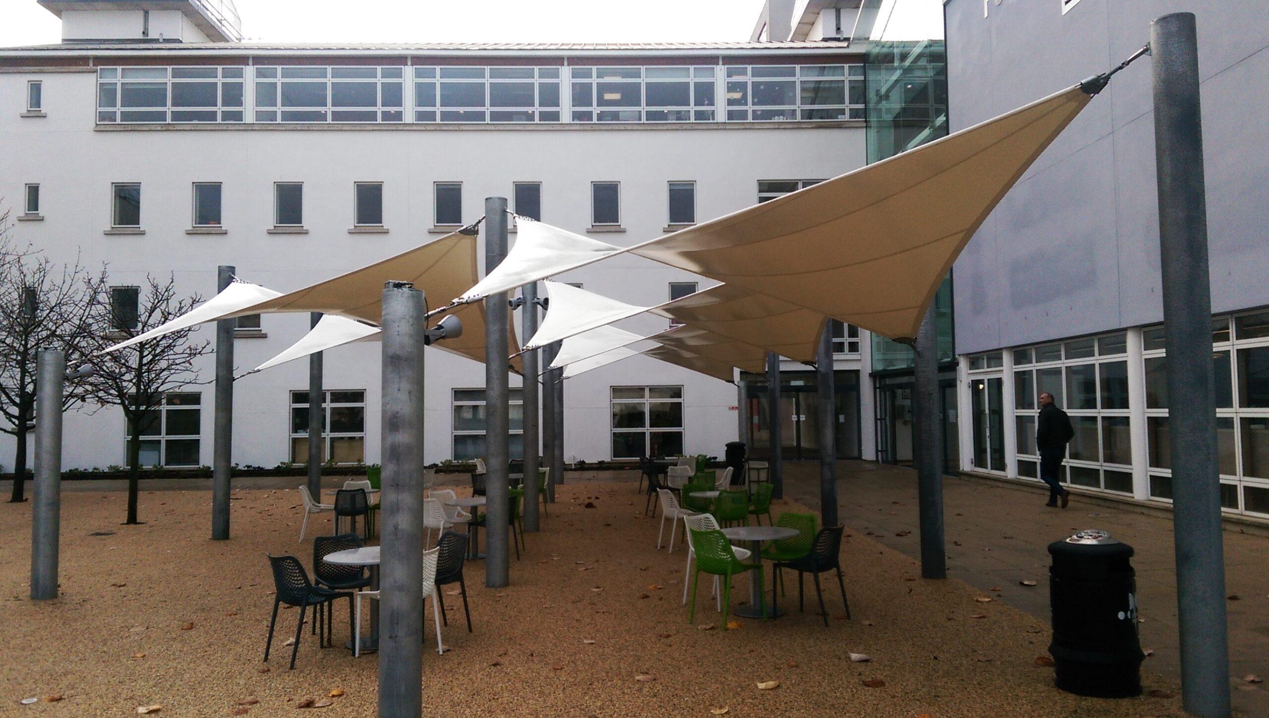 University of Portsmouth - Portland Building