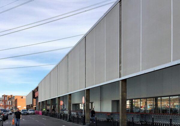 Sainsburys Crayford Refurbishment